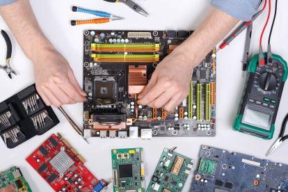 Computer Repair Shop
