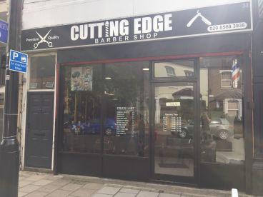 Cutting Edge Barber Shop