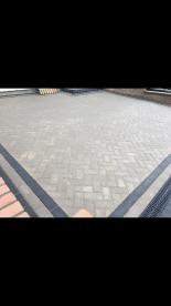 Blockpaving groundworks and garden design