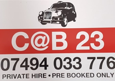 C@B 23 Taxis