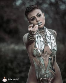 Clare Jane - Makeup & Body Paint