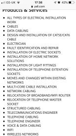Cable Tech Ni