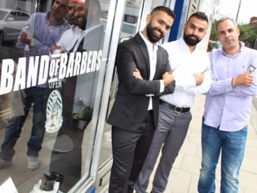 Band of Barbers