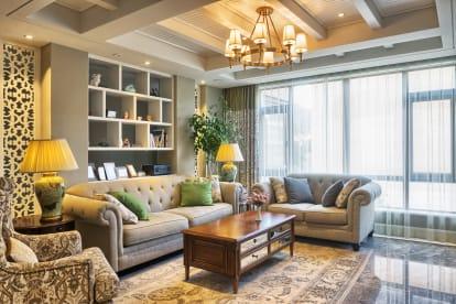 Ayush Furniture And Cushion House Work