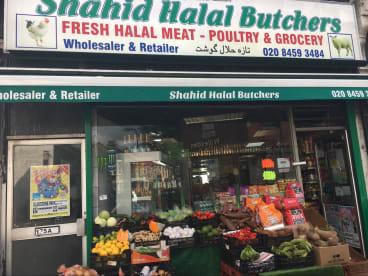 Shahid Halal Butchers