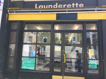 Launderette & Dry Cleaning