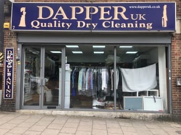 Dapper Dry Cleaners