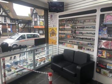 Phone Clinic Centre & Vape Shop