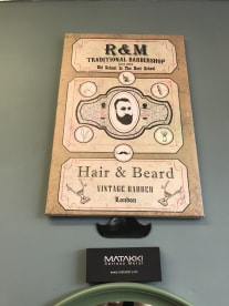 R & M Traditional Barbershop