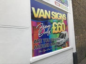 J.G Signs