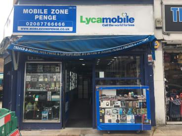 Mobile Zone Penge
