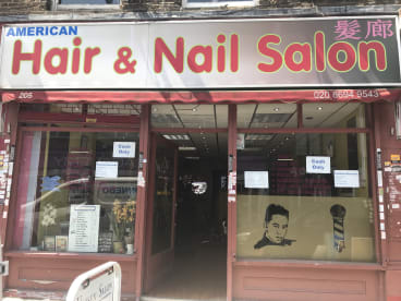 American Hair & Nail Salon