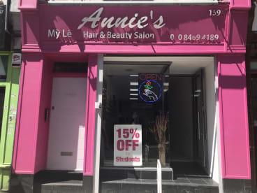 Annie's Nails & Beauty Salon