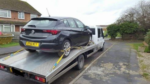 Oxford Vehicle Recovery