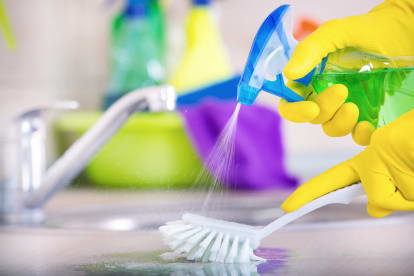 Ruth's Care And Cleaning