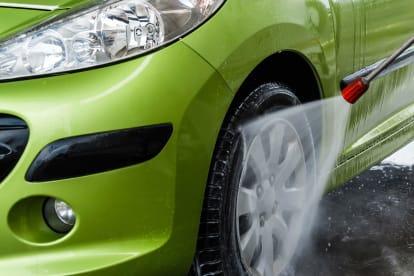 Self Service Car Wash