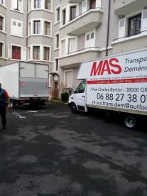 M.A.S. Transport & Déménagement