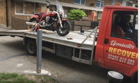 Vehicle Breakdown Service