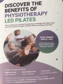 Physio Led Pilates