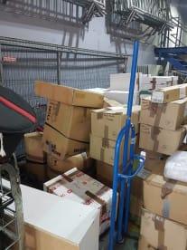 Bertie's Logistics