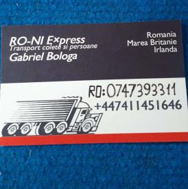 RO-NI Express