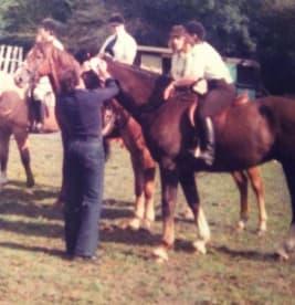 The Horse Nanny-Derbyshire