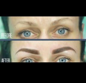 Leigh Michelle Semi Permanent Make Up