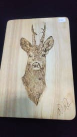 Scorched Pyrography