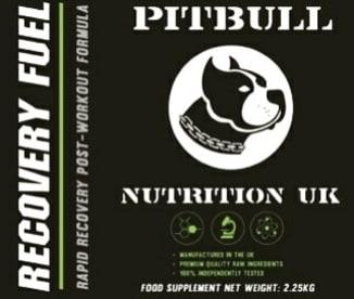 Pitbull Nutrition