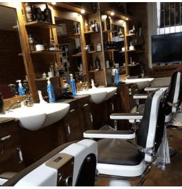 Charlie's Barber