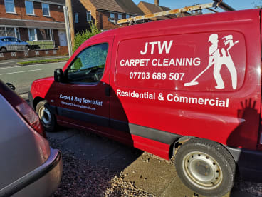 Jtw Carpet Cleaning