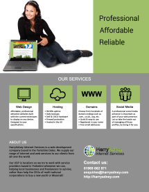 Harry Adney Internet Services