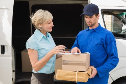 Delivery & Courier Service