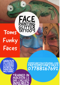 Toms Funky Faces