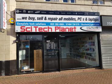 Sci Tech Planet