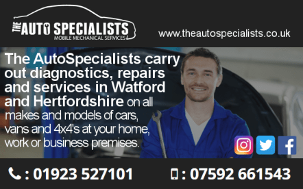 The Auto Specialists