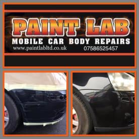Auto Dent Removal Service