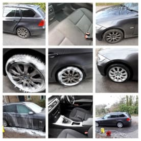 Graham Parsons Mobile Valeting And Cleaning Services