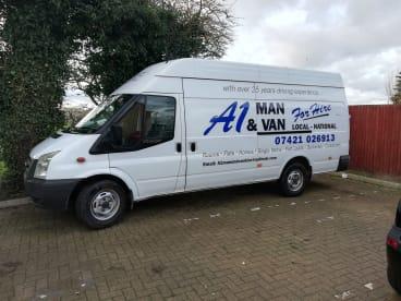 A1 Man & Van For Hire