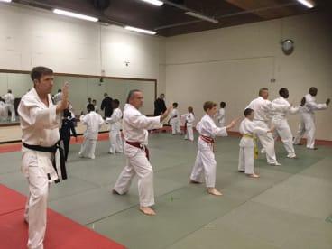 Sale Karate Club