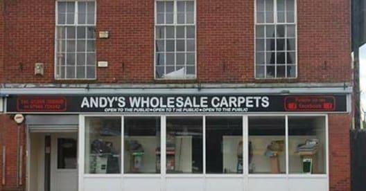 Andy's Wholesale Carpets