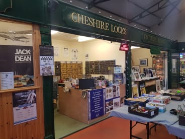 Cheshire Locks and Computers