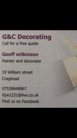 G&C Decorating