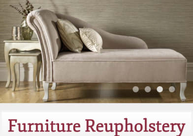 Furnishings & Upholstery Repairs