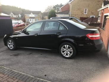 PTM Mccormack Chauffeur Cars Executive travel