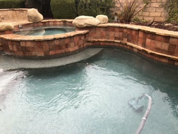 Patriot Pool Tile Cleaning