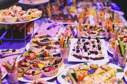 S&J Catering and Events