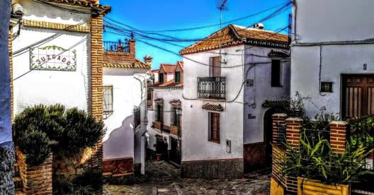 Málaga on video