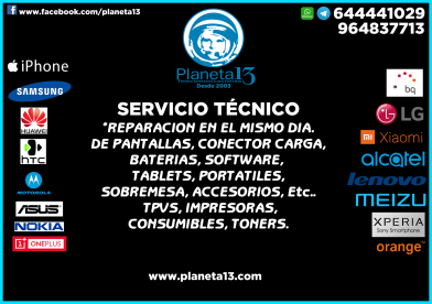 Planeta 13 Telecomunicaciones
