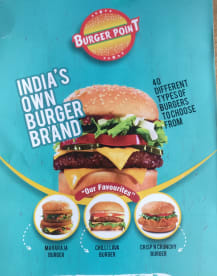 Burger Point Nashik